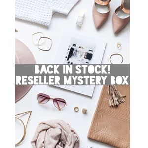 Other - Restocked! Large Resellers Mystery Clothing Box